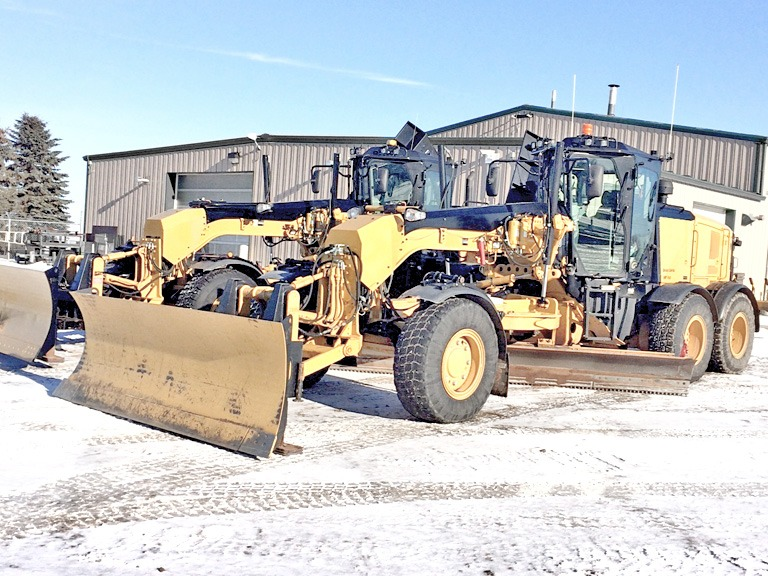 Motor Grader Blades/Plows Archives - Weldco-Beales Manufacturing